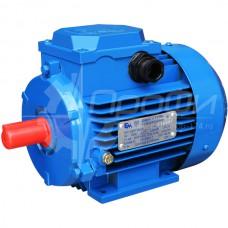 Электродвигатель общепромышленный трехфазный АИР 71В2 У3 1.1 квт 3000 об/мин 220 / 380 вольт IM 1081 ( Электромотор ) цена купить челябинск