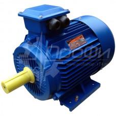 Электродвигатель общепромышленный трехфазный 5АИ 132S4 У2 7.5 квт 1500 об/мин 380 / 660 вольт IM 1081 ( Элком ) цена купить челябинск