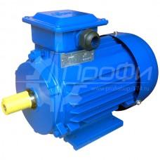 Электродвигатель общепромышленный трехфазный АИР 71А4 У2 0.55 квт 1500 об/мин 220 / 380 вольт IM 1081 ( Энерал ) цена купить челябинск
