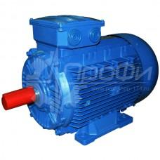 Электродвигатель общепромышленный трехфазный 5АМХ 180S2 У3 22 квт 3000 об/мин 380 / 660 вольт IM 1081 ( Владимирский электромоторный завод ВЭМЗ ) цена купить челябинск